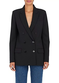 Alexander Wang Women's Twill Double-Breasted Jacket