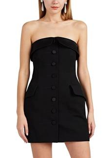 Alexander Wang Women's Wool Strapless Tuxedo Dress