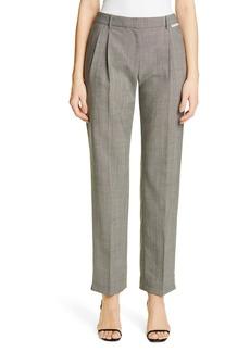 Alexander Wang Wool & Mohair Blend Trousers