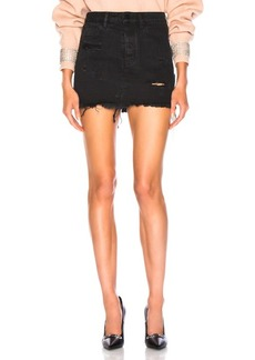Alexander Wang Zip Skirt