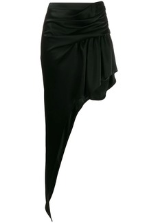 Alexander Wang asymmetric floor-length skirt