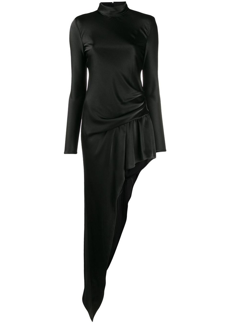 Alexander Wang asymmetric hem dress