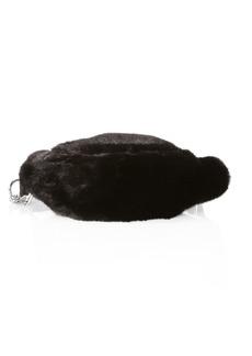Alexander Wang Attica Mink Fur Belt Bag