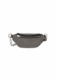 Alexander Wang Attica Rhinestone Multi-Pocket Belt Bag