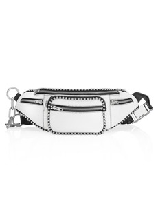 Alexander Wang Attica Soft Leather Ball Chain Waist Bag