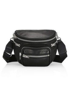 Alexander Wang Attica Soft Leather Convertible Fanny Pack