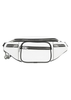 Alexander Wang Attica White Fanny Pack