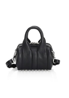 Alexander Wang Baby Rockie Leather Bag