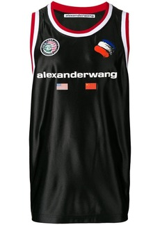 Alexander Wang basketball tank top