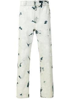 Alexander Wang Bicolour Candeggiato jeans