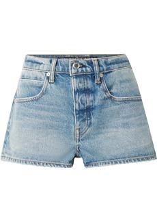 Alexander Wang Bitty Denim Shorts