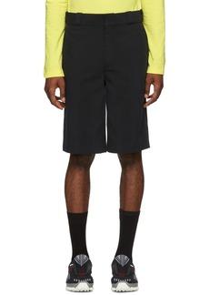 Alexander Wang Black Cotton Shorts