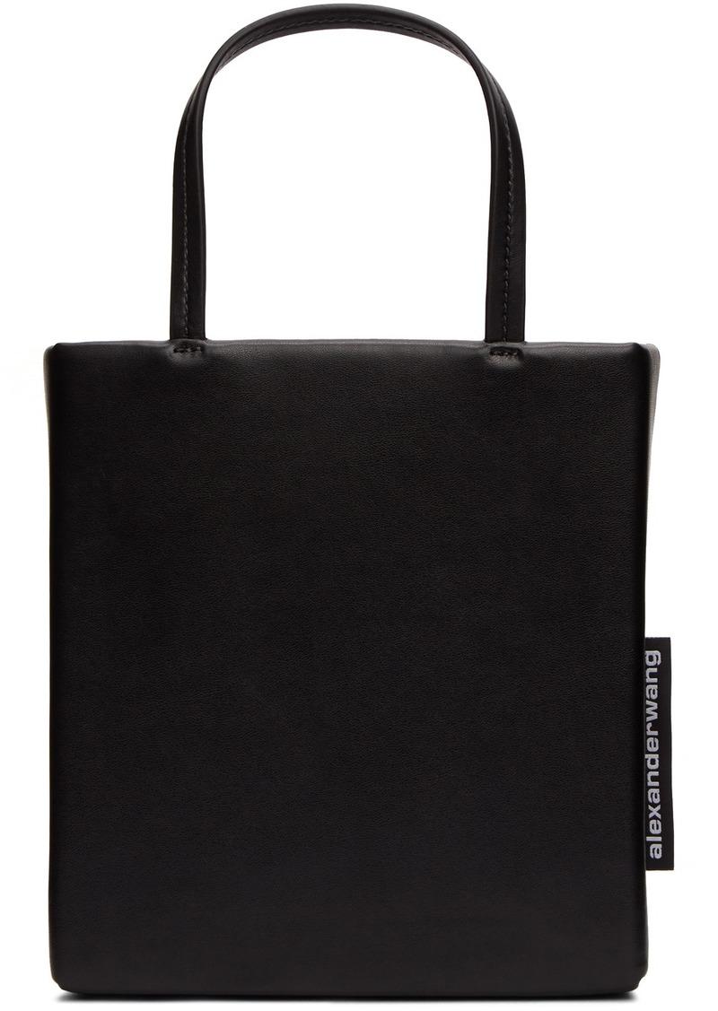Alexander Wang Black Mini She.E.O Crossbody Shopper Bag