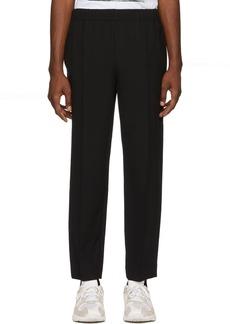 Alexander Wang Black Splittable Tailored Trousers