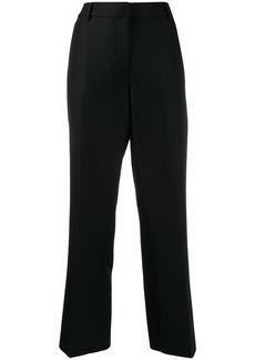 Alexander Wang bootleg high-rise trousers