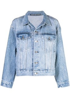 Alexander Wang boxy denim jacket
