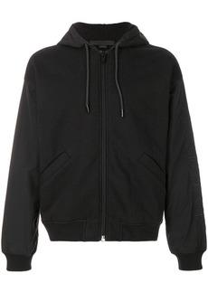 Alexander Wang boxy hooded jacket