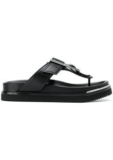 Alexander Wang buckle details sandals