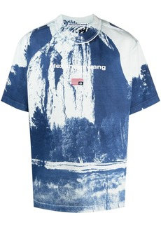Alexander Wang Cathedral Rock crew-neck T-shirt