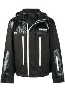 Alexander Wang contrasting panel jacket
