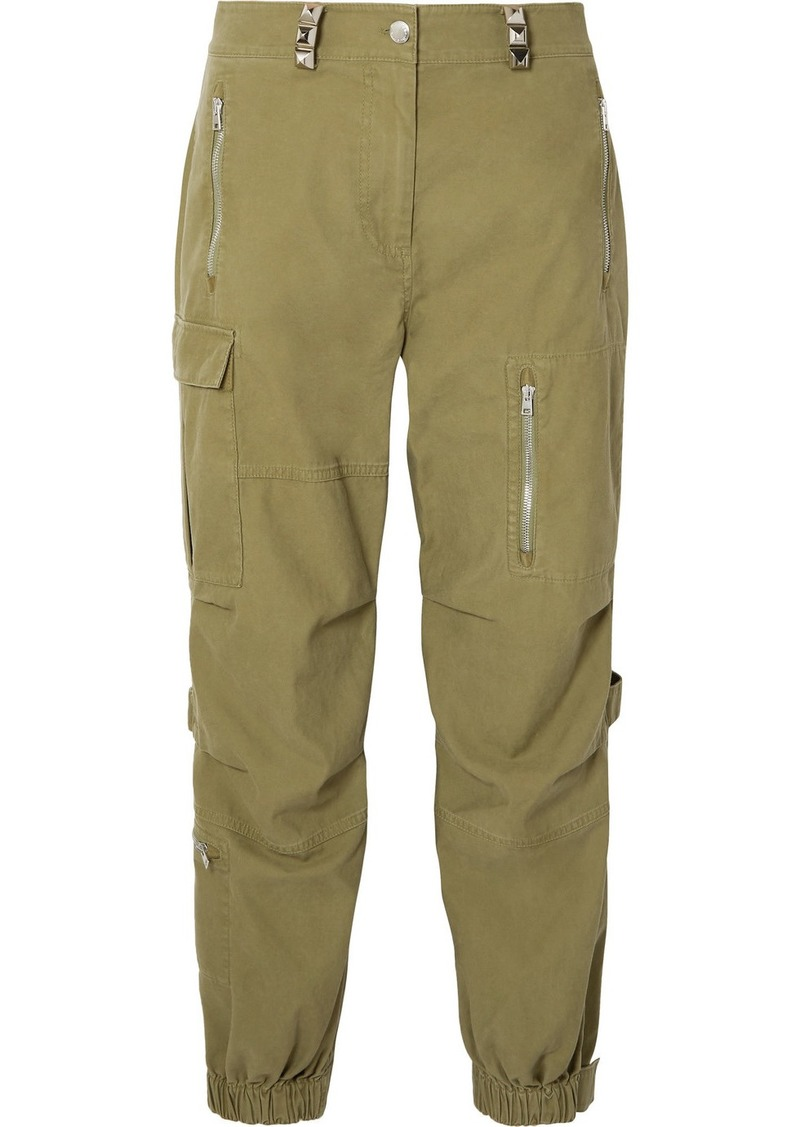 Alexander Wang Cotton Cargo Pants