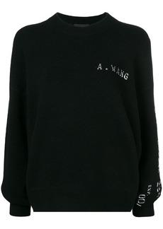 Alexander Wang Platinum pullover