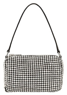 Alexander Wang Crystal Chainmesh Clutch
