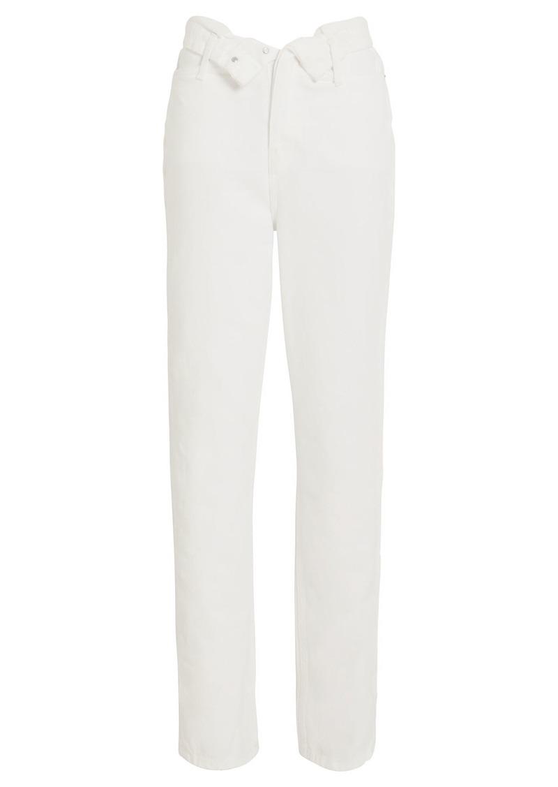 Alexander Wang Cult Flip Carpenter Jeans