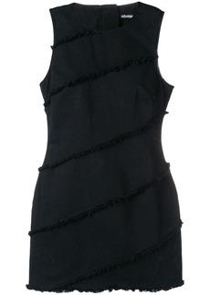 Alexander Wang diagonal seamed dress