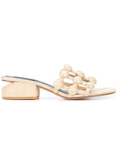 Alexander Wang Dome Stud Lou sandals