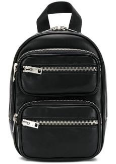 Alexander Wang double-zipped backpack