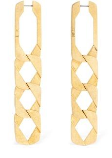 Alexander Wang Drop Chain Earrings