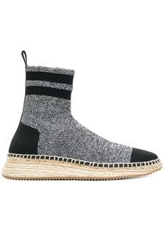 Alexander Wang Dylan sock sneakers
