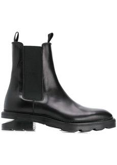 Alexander Wang elasticated side panel boots