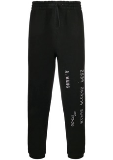 Alexander Wang elasticated track trousers