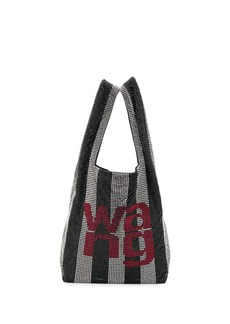 Alexander Wang embellished shopper tote