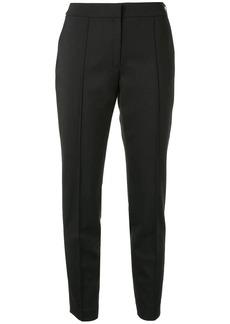 Alexander Wang exposed zipper detail trousers
