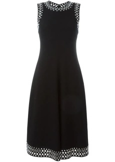 Alexander Wang eyelet embellished midi dress