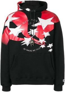 Alexander Wang flag print hoodie