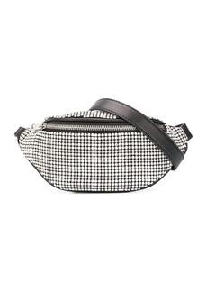 Alexander Wang mini Attica rhinestone belt bag