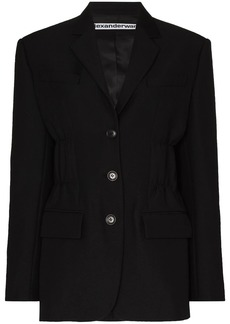 Alexander Wang single-breasted tailored blazer