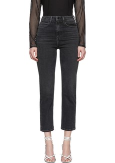Alexander Wang Grey Wake Flex Jeans