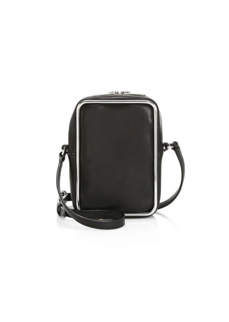 Alexander Wang Halo Leather Crossbody Bag