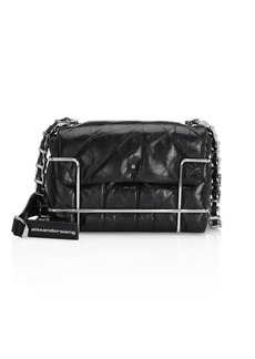 Alexander Wang Halo Quilted Leather Crossbody Bag
