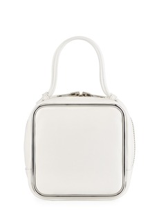 Alexander Wang Halo Supple Calf Leather Top-Handle Bag
