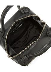 Alexander Wang Halo Supple Calf Leather Top-Handle Bag