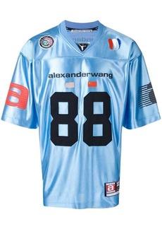 Alexander Wang high shine jersey T-shirt