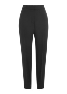 Alexander Wang High Waist Pants with Virgin Wool