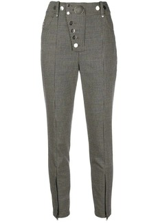 Alexander Wang houndstooth cropped trousers