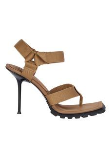 Alexander Wang Jessie Lug Sole Thong Sandals